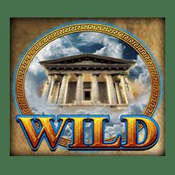 Wild Symbol of Fortunes of Sparta Slot