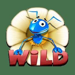 Wild Symbol of Wild Antics Slot