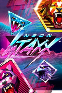 Neon Staxx Free Play in Demo Mode