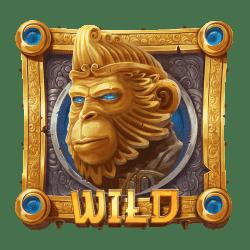 Wild Symbol of Legend of the Golden Monkey Slot