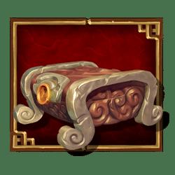 Scatter of Legend of the Golden Monkey Slot