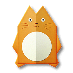 Icon 8 Origami