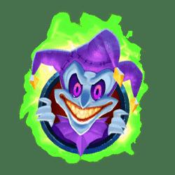Scatter of The Dark Joker Rizes Slot