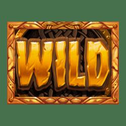Wild Symbol of Vikings Go Berzerk Slot