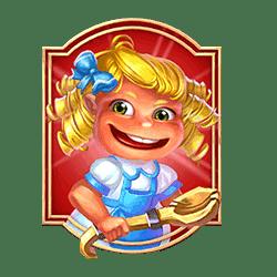 Scatter of Goldilocks Slot