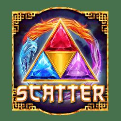 Scatter of Eastern Goddesses Slot