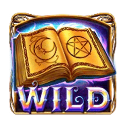 Wild Symbol of Myrtle the Witch Slot