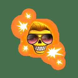 Wild Symbol of Esqueleto Explosivo Slot