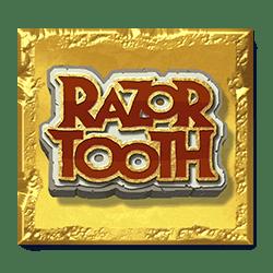 Wild Symbol of Razortooth Slot