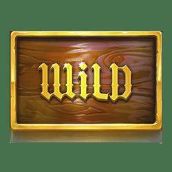Wild Symbol of Crystal Queen Slot