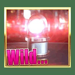Wild Symbol of The Naked Gun Slot