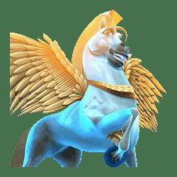 Scatter of Pegasus Rising Slot