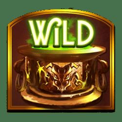 Wild Symbol of Alchymedes Slot
