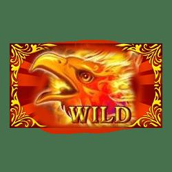 Wild Symbol of Arising Phoenix Slot