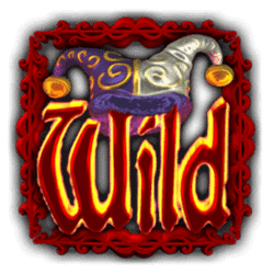 Wild Symbol of Wild Jester Slot