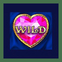 Wild Symbol of Diamond Cats Slot