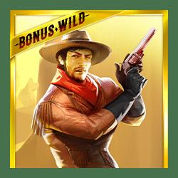 Wild Symbol of Sticky Bandits Slot