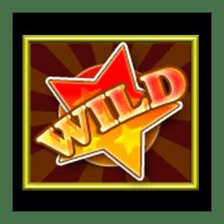 Wild Symbol of Wild Stars Slot