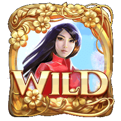 Wild Symbol of Sakura Fortune Slot