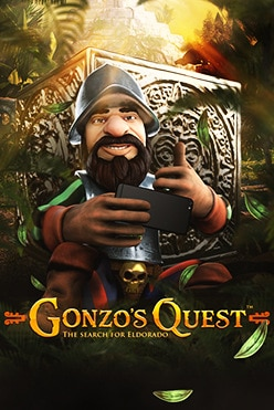 Gonzo's Quest Free Play in Demo Mode