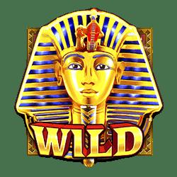 Wild Symbol of Queen of Gold Slot