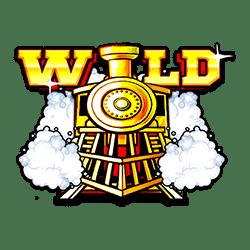 Wild Symbol of Gold Train Slot