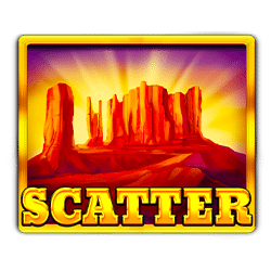 Scatter of Wolf Gold Slot