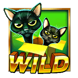 Wild Symbol of The Catfather Part II Slot