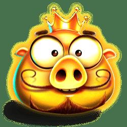 Wild Symbol of 7 Piggies Slot