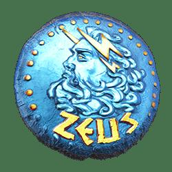 Scatter of Hercules Son of Zeus Slot