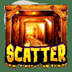 Scatter of Gold Rush Slot