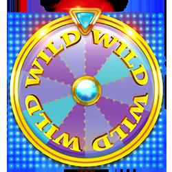 Scatter of Wild Wheel Slot