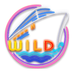 Scatter of Miami Nights Slot