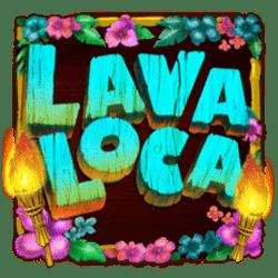 Wild Symbol of Lava Loca Slot