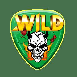 Wild Symbol of Spinal Tap Slot