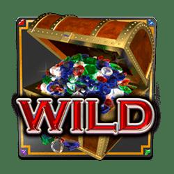 Wild Symbol of Golden Royals Slot