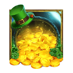 Scatter of Lucky lands Slot