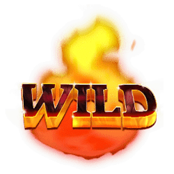 Wild Symbol of Dragon's Fire Slot