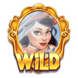 Wild Symbol of Snow Wild And The 7Features Slot