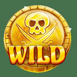 Wild Symbol of Piggy Pirates Slot