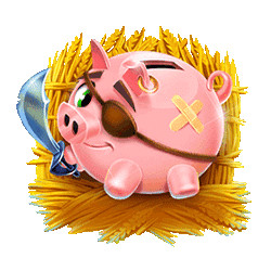 Scatter of Piggy Pirates Slot