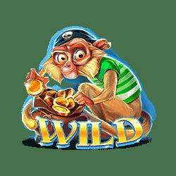 Wild Symbol of Pirates' Plenty Slot