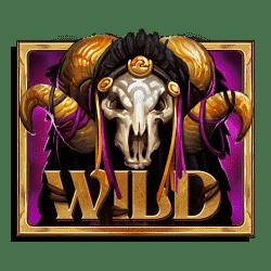 Wild Symbol of Baron Samedi Slot