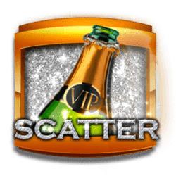 Scatter of VIP Filthy Riches Slot