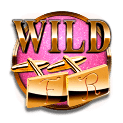 Wild Symbol of VIP Filthy Riches Slot