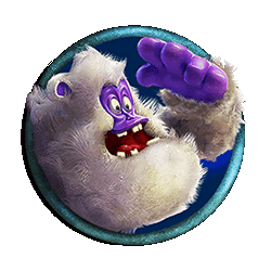 Scatter of Yak Yeti and Roll Slot