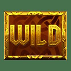 Wild Symbol of Vikings Unleashed Slot