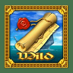 Wild Symbol of Seadogs Story Slot