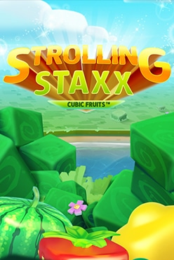 Strolling Staxx Cubic Fruits Free Play in Demo Mode
