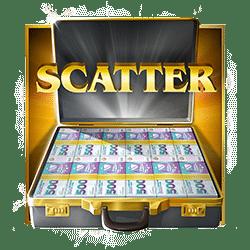 Scatter of #Luxurylife Slot